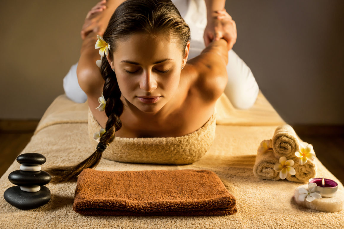 TRADITIONAL THAI YOGA MASSAGE (NUAD THAI YOGA)